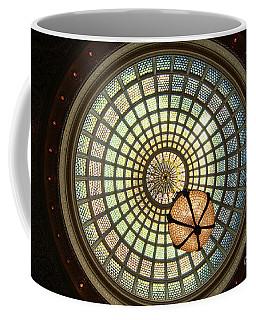Chicago Cultural Center Dome Coffee Mug