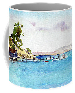 China Camp Village Coffee Mug