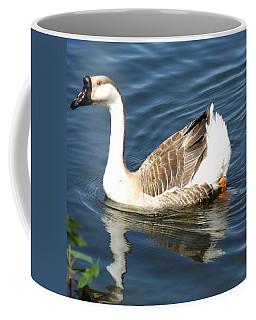 Chinese Swan Goose Coffee Mug