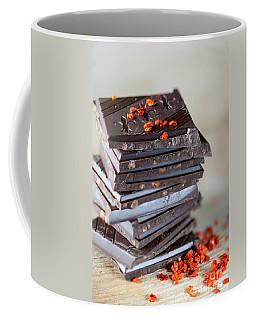 Chocolate And Chili Coffee Mug