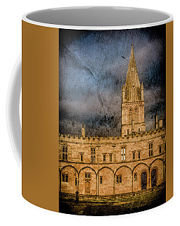Oxford, England - Christ Church College Coffee Mug