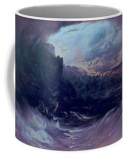 Christ Stilleth The Tempest Coffee Mug