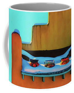 Christmas Morning Taos Coffee Mug