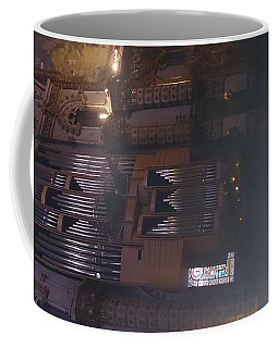 Church Organ  Coffee Mug