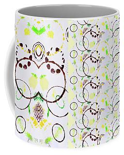 Circle Obsession 4 Coffee Mug