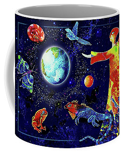 Circle Of Life Coffee Mug