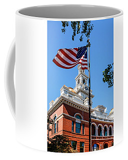 City Hall Seviereville Tn Coffee Mug