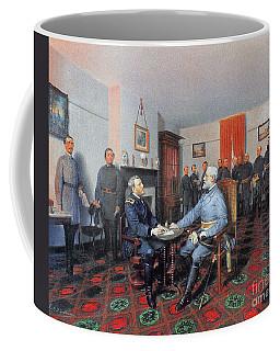 Civil War: Appomattox, 1865 Coffee Mug
