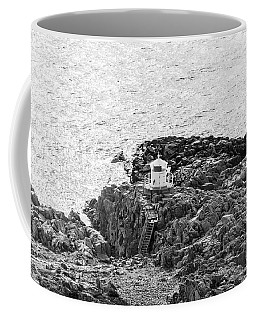 Cliffs At Kullaberg Coffee Mug