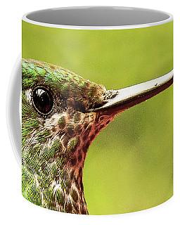 Close-up Of A Rufous-tailed Hummingbird Coffee Mug