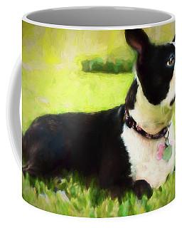 Coco Coffee Mug by Elijah Knight