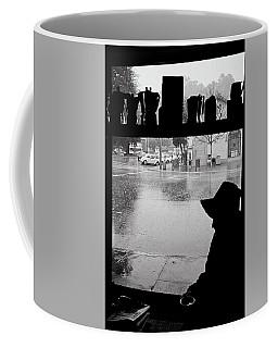 Coffee In The Rain Coffee Mug