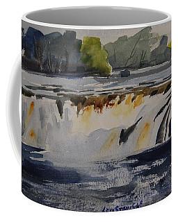 Cohoes Falls Study 2 Coffee Mug