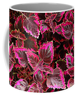 Coleus Coffee Mug