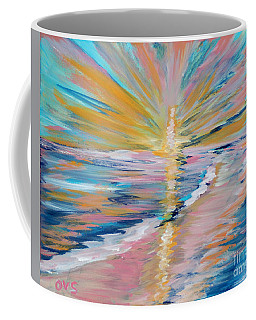 Collection. Art For Health And Life. Painting 5 Coffee Mug