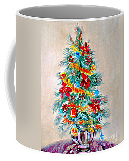 Collection Art For Health And Life. Painting 7 Coffee Mug