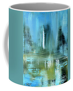 Original For Sale. Collection Art For Health And Life. Painting 9 Coffee Mug