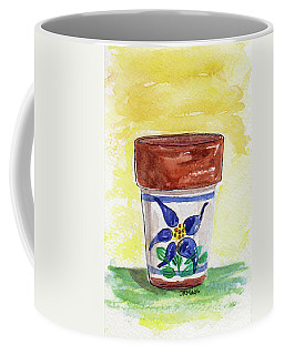 Columbine Container Coffee Mug