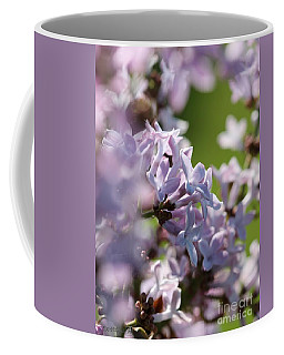Common Purple Lilac Coffee Mug
