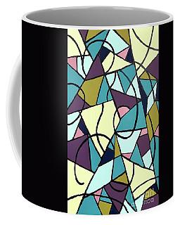 Composition #22 Coffee Mug