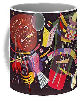 Composition X Coffee Mug