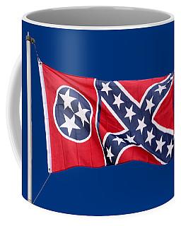 Confederate-flag Coffee Mug