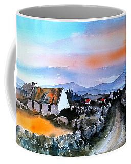 Connemara Sunset, Galway Coffee Mug