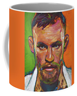 Conor Mcgregor Coffee Mug by Robert Phelps