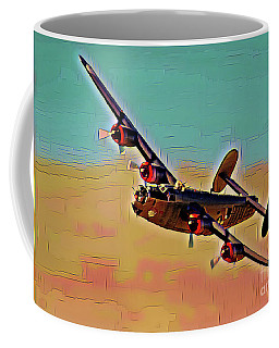 Consolidated B-24 Liberator Coffee Mug
