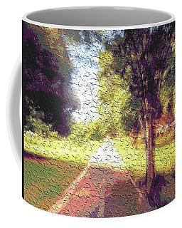 Contemporany Coffee Mug by Beto Machado