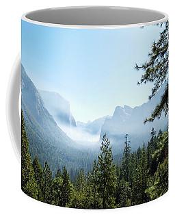 Controlled Burn Of Yosemite Coffee Mug