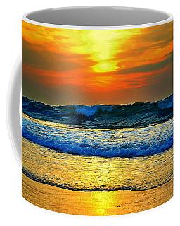 Cool Sunset Coffee Mug by Mark Blauhoefer