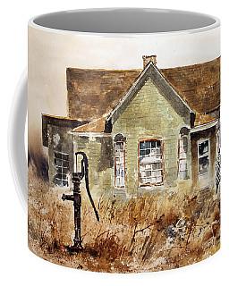 Water Pump Coffee Mug