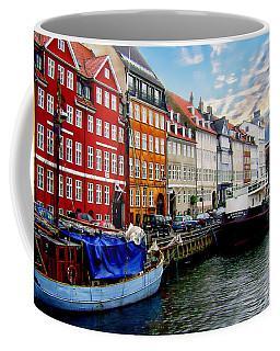Copenhagen - Denmark Coffee Mug