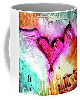 Corazon Rosa Coffee Mug