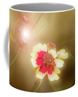 Coreopsis Flowers And Buds Coffee Mug