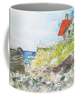 Cornfield Point Old Saybrook Coffee Mug