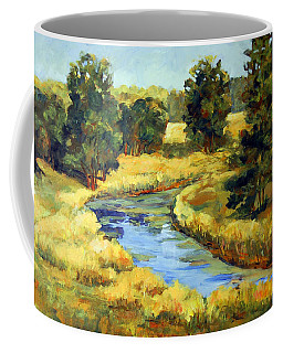 Countryside Coffee Mug by Alexandra Maria Ethlyn Cheshire
