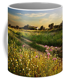 Countryside Landscape Coffee Mug