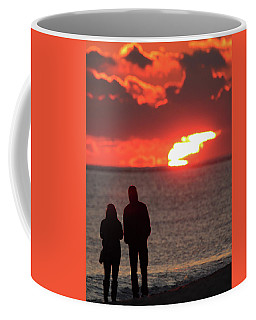 Couple Westhampton New York Coffee Mug