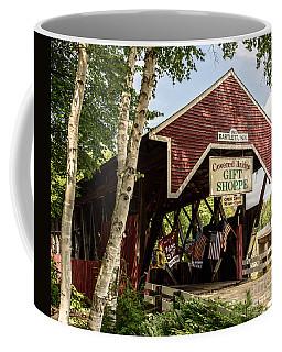 Covered Bridge Gift Shoppe Coffee Mug