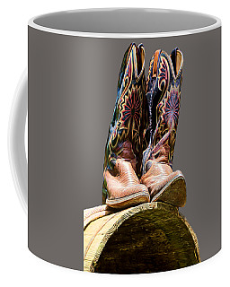 Cowboy Boots  Coffee Mug