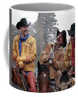 Cowboy Humor Coffee Mug