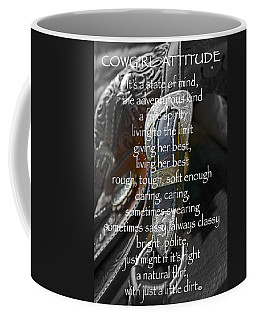 Cowgirl Attitude Coffee Mug