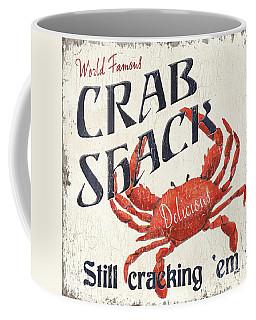 Crab Shack Coffee Mug