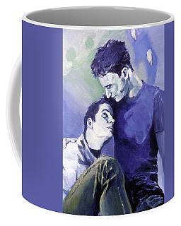 Cradle My Heavy Heart Coffee Mug