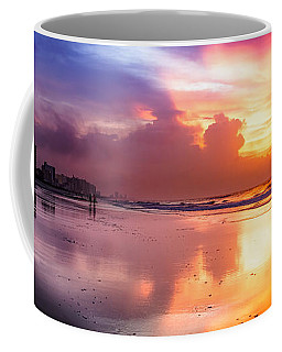 Crescent Beach September Morning Coffee Mug by David Smith