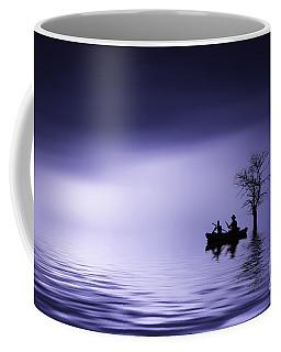 Cruise Coffee Mug by Bess Hamiti