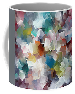 Crystal Cube Coffee Mug