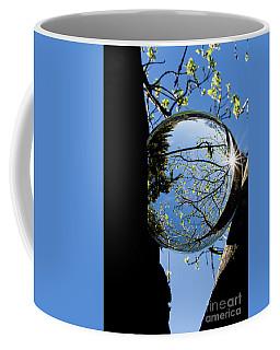 Crystal Reflection Coffee Mug